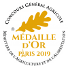 Médaille d'OR - CGA PARIS 2019