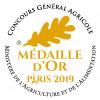 Médaille d'OR - CGA PARIS 2019