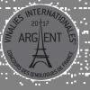 Médaille d'Argent - Vinalies Internationales - Concours des Œnologues de France - 2017