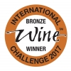 Bronze Medal - International Wine Challenge - 2017