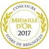 Médaille d'Or - Concours Foire de Brignoles - 2017
