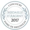 Médaille d'Argent - Concours Foire de Brignoles - 2017