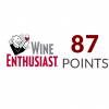 Wine Enthusiast - La Vie en Rose 2016 Rates